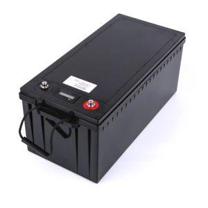 Personigita baterio 24V 100AH 12v 200ah lifepo4 baterio por boato sunenergia stokado RV