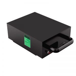 18650 RGV Monitora ekipaĵo litia baterio elektra patrola roboto litia baterio 36V30Ah