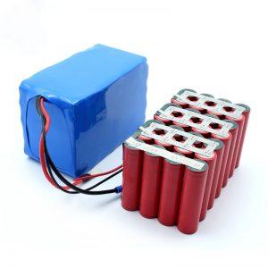 Agordita Altkvalita Bona Prezo Supera Vendo 18650 24V 8.8Ah-Baterio