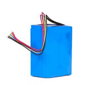 Speciala uzata por Medicinaj Aparatoj kaj Instrumentoj 18650 3500mah-ĉeloj 7.2v10.5ah-bateriaj pakaĵoj