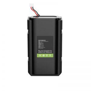 18650 7.2V 2600mAh Malalta Temperaturo-Litia Baterio Por SEL-Elektilo
