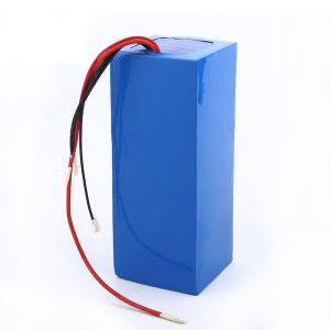 Kuirilaro de litio 18650 72V 100AH 72V 100ah elektra skotero-biciklo por aŭto de litio Baterio