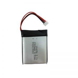 3.7V 2300mAh Testiloj kaj ekipaĵoj polimeraj litiaj baterioj AIN104050