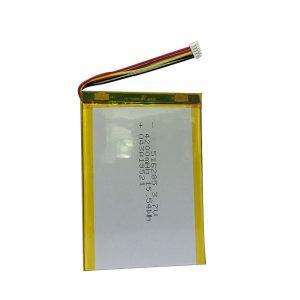 516285 3.7V 4200mAh Inteligenta hejma instrumento polimera litia baterio