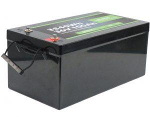 ĈIO EN UNU LiFePO-Baterioj-Pakoj 36v 100ah