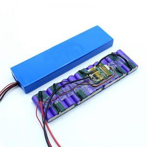 Fabrika Prezo Agordita 18650 36 Volta Baterio Litia Ion 36V Baterio
