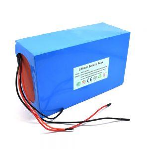 48v / 20ah litia baterio por elektra skotero