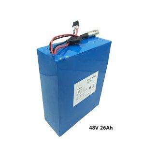 48v26ah litia baterio por etwow elektraj skoteroj elektra motorciklo grafena baterio 48 voltaj litiaj bateriaj fabrikantoj