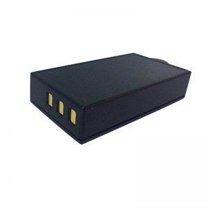 3.7V 2100mAh Portebla POS-fina stacio polimera litia baterio