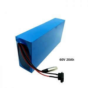 Personigita Reŝargi baterian pakon 60v 20ah EV-baterio litio