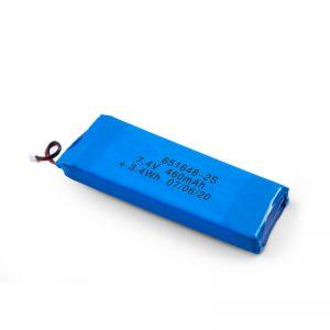 Kuirila Baterio LiPO 651648 3.7V 460mAh / 3.7V 920mAH / 7.4V 460mAH