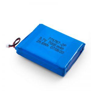 Propra 3.7V 2450 2600 3900 4000 4500 4700 5000 6000 9000Mah Polimera Lipo-Baterio