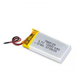 Kuirila Baterio LiPO 7866120 3.7V 10000mAh / 3.7V 20000mAH / 7.4V 10000mAh