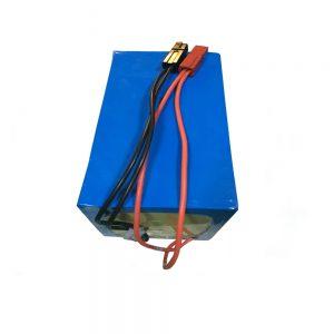 Reŝargebla Baterio LiFePO4 20Ah 36V